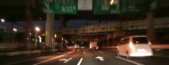 首都高 大井JCT is one of 高速道路.