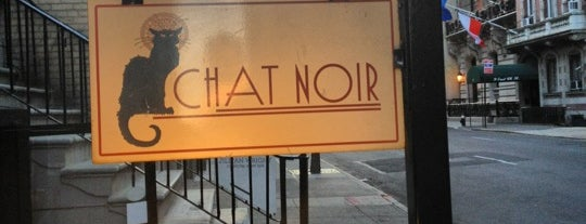 Bistro Chat Noir is one of vagabond weekend.