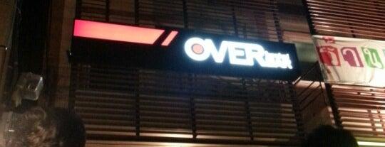 Over Bar is one of Korat Nightlife - ราตรีนี้ที่โคราช.