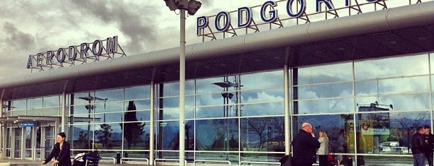 Podgorica Airport (TGD) is one of Airports visited.