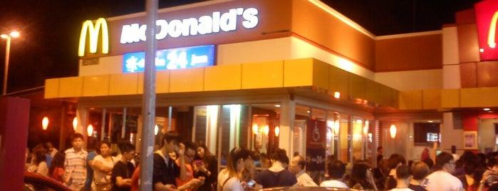 McDonald's is one of Favorite Food.