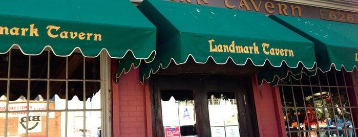 Landmark Tavern is one of 13 Abandoned, Creepy, and Otherwise Spooky Places.