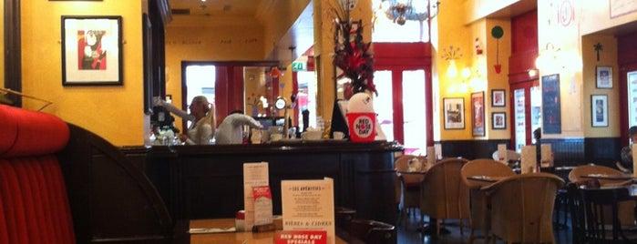 Cafe Rouge Baldwin Street Bristol