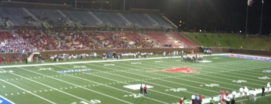 Gerald J. Ford Stadium is one of Conference USA Football Stadiums.