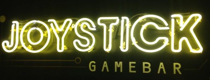 Joystick Gamebar is one of Nightlife....