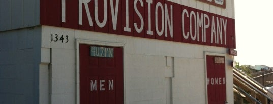 The Provision Company is one of GRAte spots.