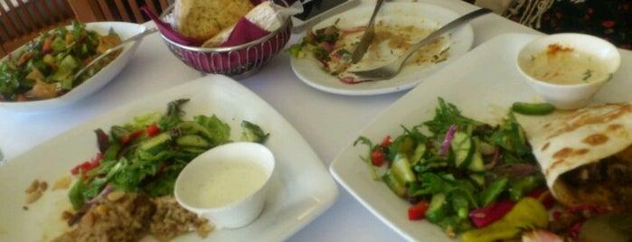 Sahra Restaurant is one of Top 10 dinner spots in Sydney, Australia.