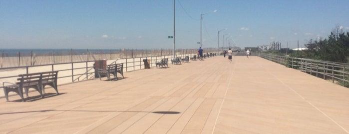 Far Rockaway Boardwalk is one of Great Outdoor and Swimmies.