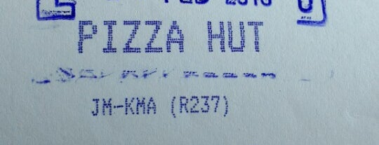 Pizza Hut is one of The 20 best value restaurants in Kediri, Indonesia.