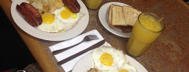 Bed-Stuy Diner is one of Foodstuff.