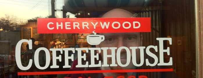 Cherrywood Coffeehouse is one of food.