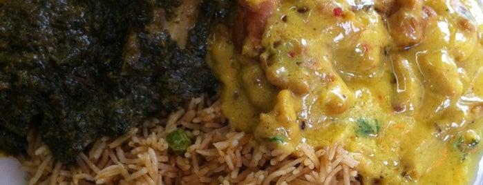 Kashmir 9: Cuisine of Pakistan is one of Halal Restaurants.