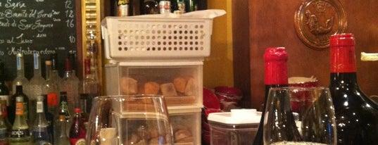Bottega del Vino is one of NYC Food.