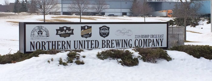 Northern Brewing Company is one of Michigan Breweries.