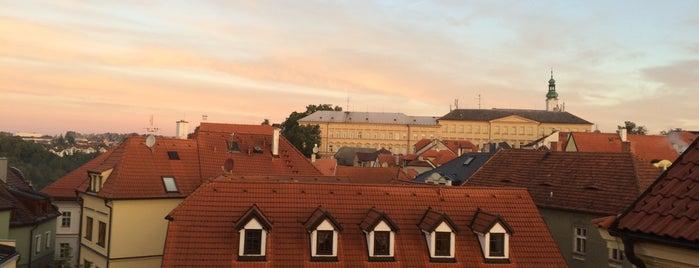 Hotel Dvořák is one of Místa s vysílači Numitor.cz.