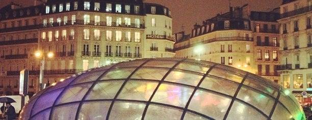 Métro Saint-Lazare [3,12,13,14] is one of Loisirs.