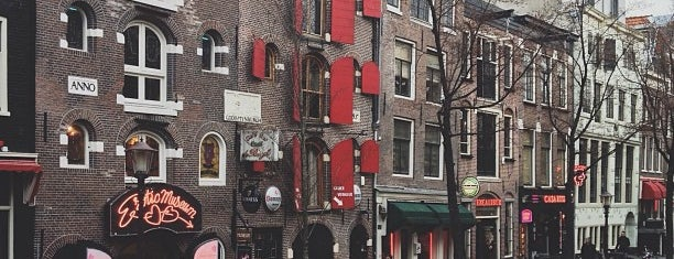 Red Light District is one of Favorite Places Around the World.