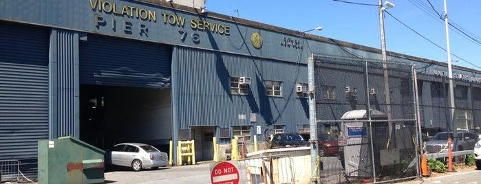 New York State Traffic Violations Bureau is one of Brooklyn.