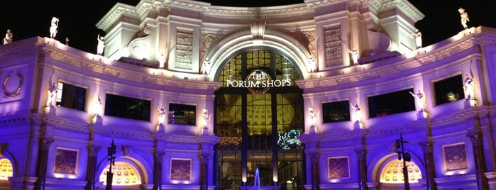 The Forum Shops at Caesars is one of @MJVegas, Vegas Life Top 100.