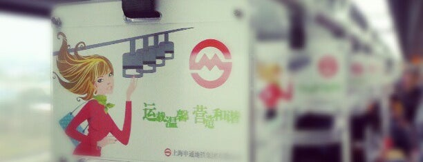 Malu Metro Stn. is one of Metro Shanghai.