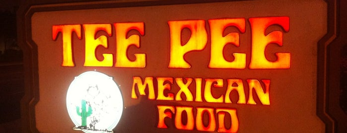 "Tee Pee Mexican Food is one of Featured on PBS' ""Check, Please! Arizona""."