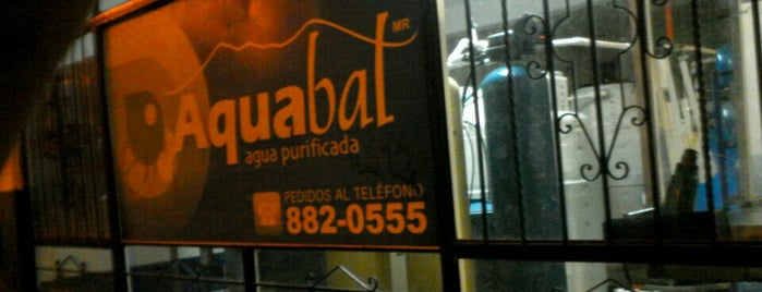 Purificadora Aquabal is one of Tiendas en General.