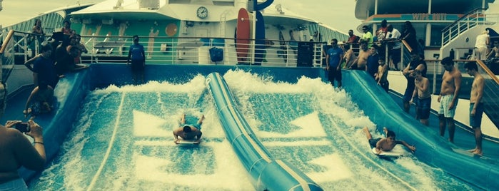 Royal Caribbean - Liberty Of The Seas is one of My Favorite Things.