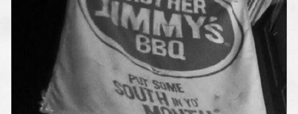 Brother Jimmy's BBQ is one of Near 838.