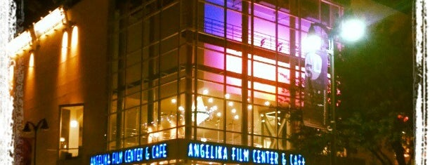 Angelika Film Center & Cafe is one of Dallas Outings.