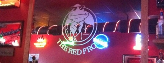 Red Frog is one of Places I've been and need to check in.