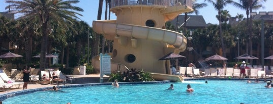 Disney's Vero Beach Resort is one of Fave Spots-Places.