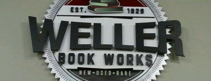 Weller Book Works is one of UT - (Salt Lake City / Park City / Layton).