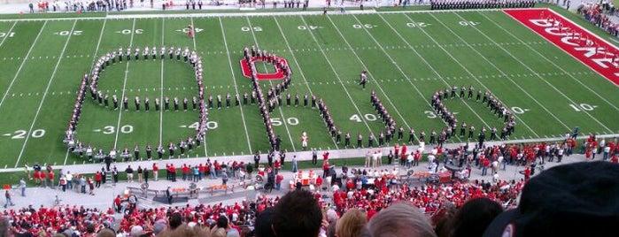 Ohio Stadium is one of B1G Stadiums.