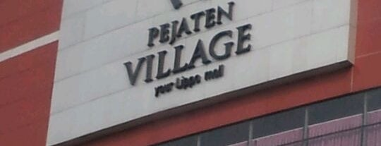 Pejaten Village is one of Malls in Jabodetabek.