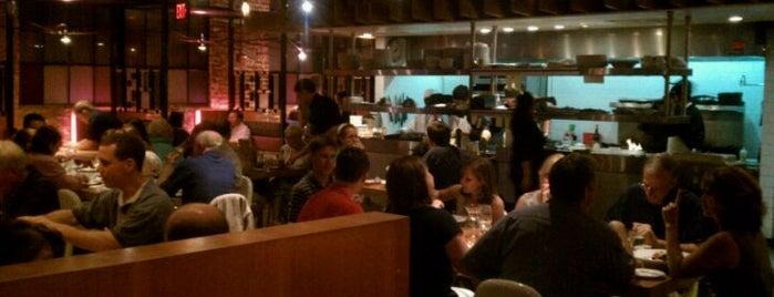 Jackie's Restaurant is one of 100 Very Best Restaurants - 2012.