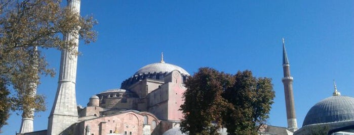 Ayasofya | Hagia Sophia is one of Places of interest in Istanbul.