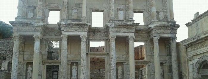 Ephesus is one of Visit Turkey.