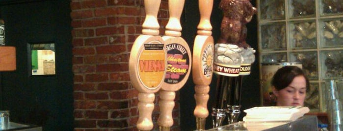 Morgan Street Brewery is one of Breweries of St. Louis.
