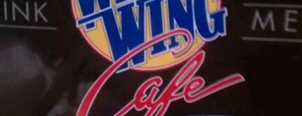 Wild Wing Cafe is one of Misspickles.