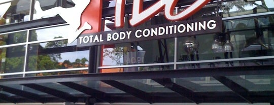 TBC - Total Body Conditioning is one of The Entertainment Quarter.