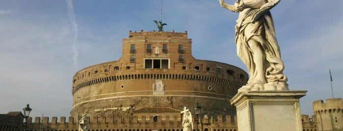 Castel Sant'Angelo is one of Da non perdere a Roma.