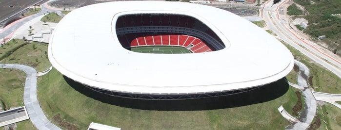 Estadio Omnilife is one of Instalaciones / Venues.