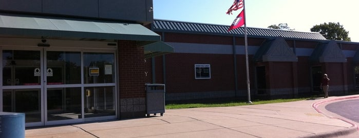 Rogers Public Library is one of Beenthere.
