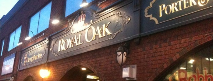 Royal Oak is one of Ottawa.