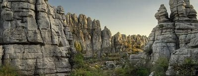 Torcal de Antequera is one of 101 cosas en la Costa del Sol antes de morir.