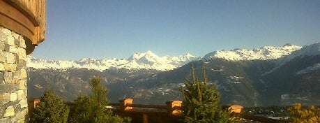 LeCrans Hotel & Spa is one of 36 hours in...Crans-Montana.