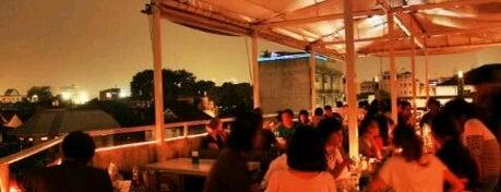 """พระนครบาร์ (Phra Nakorn Bar & Gallery) is one of """" Nightlife Spots BKK.""""."""