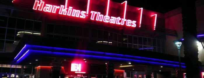 Harkins Theatres Gateway Pavilions 18 is one of The best spots in Goodyear/Avondale, AZ! #visitUS.