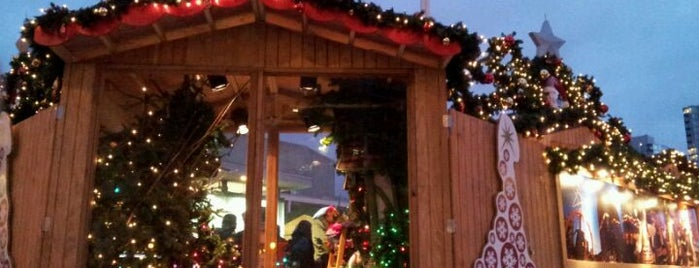 Vancouver Christmas Market is one of Vancouver/ Canadá.
