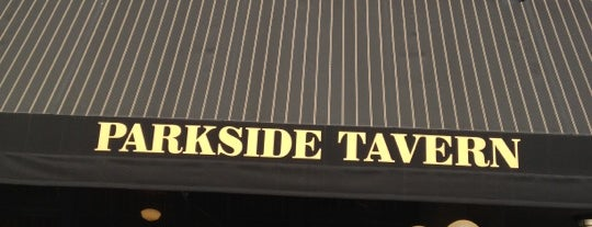 Parkside Tavern is one of SF Bars.